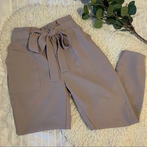 STREETWEAR SOCIETY   Paperbag pants